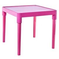 Стол детский Алеана, розовый (100025)