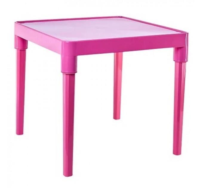 Стол детский Алеана, розовый (100025) - фото № 1