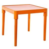Стол детский Алеана, светло-оранжевый (100025)