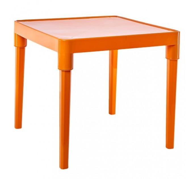 Стол детский Алеана, светло-оранжевый (100025) - фото № 1