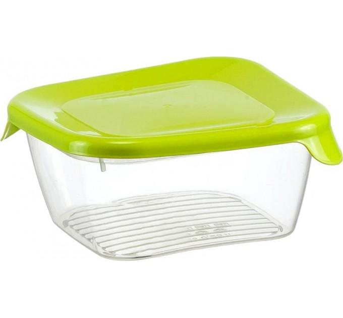 Емкость для хранения продуктов 0.25л ПРАКТИК IDEA, салатовый (М1466) - фото № 1