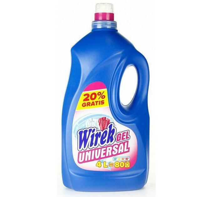 Гель для стирки Wirek Universal 4 л (1003241) - фото № 1