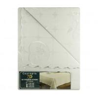Скатерть Chaoya 7D, клеенчатая на тканевой основе, 110*140см (1903-110х140)