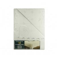 Скатерть Chaoya 7D, клеенчатая на тканевой основе, 140*220см (1903-140х220)