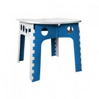 Стол раскладной Инструмент МП , синий (CL-001-RO)