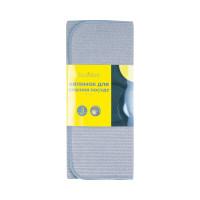Коврик для сушки посуды Eco Fabric 38*51см, серый (EF-3851-GR)