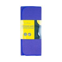 Коврик для сушки посуды Eco Fabric 38*51см, синий (EF-3851-DB)