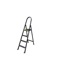Лестница стальная усиленная ALOFT, 4 ступени (DRSL-04)