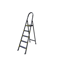 Лестница стальная усиленная ALOFT, 5 ступеней (DRSL-05)