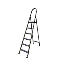 Лестница стальная усиленная ALOFT, 6 ступеней (DRSL-06)