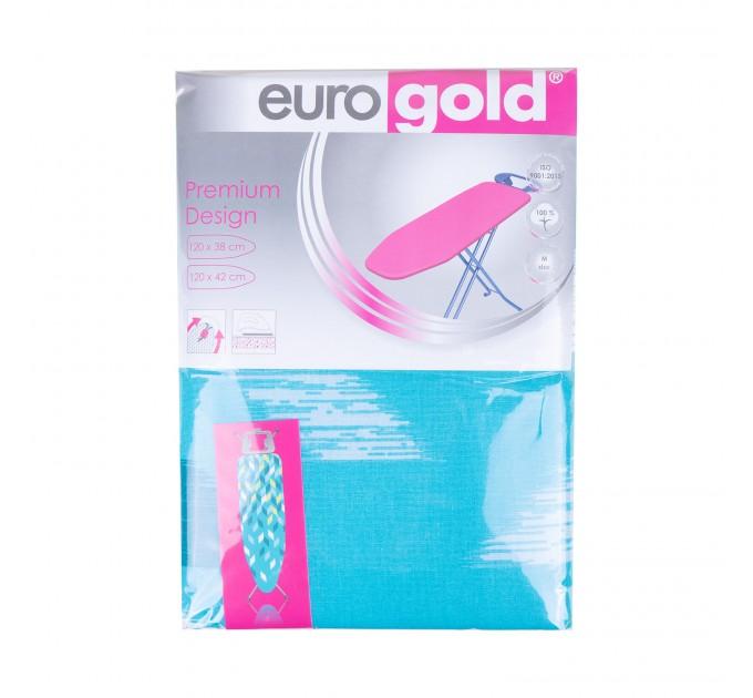 Чехол для гладильной доски 120*42 см Eurogold Premium Design (DC42F3) - фото № 2