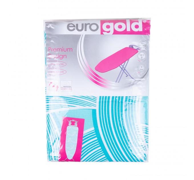 Чехол для гладильной доски 120*42 см Eurogold Premium Design (DC42F3) - фото № 3