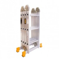 Лестница трансформер Aloft алюминиевая 4х3 (MLA-43)