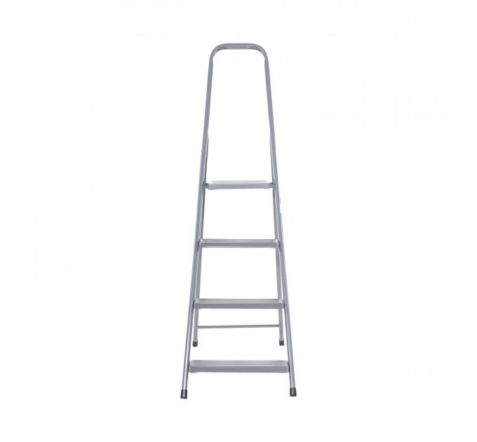 Лестница-стремянка Aloft стальная, 4 ступ. (DR-ST-D4) - фото № 2
