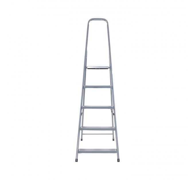 Лестница-стремянка Aloft стальная, 5 ступ. (DR-ST-D5) - фото № 2