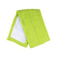 Насадка для швабры Eco Fabric из микрофибры 42 см, зеленый (EF1902Green)