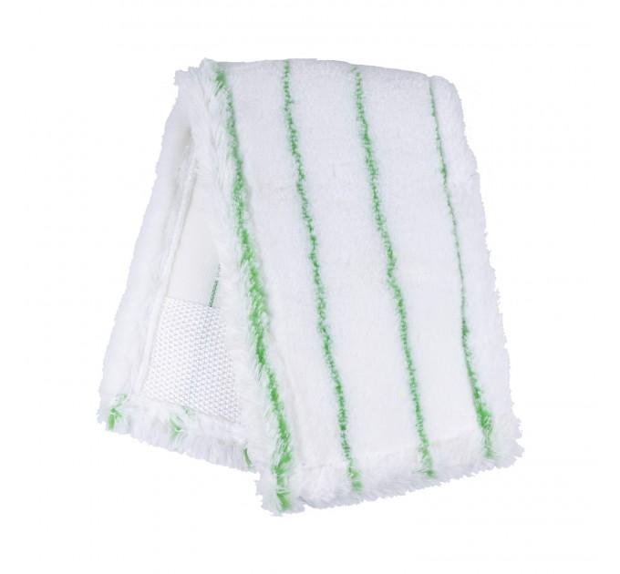 Насадка для швабры Eco Fabric из микрофибры 42 см, стандарт (EF1906Mix) - фото № 1
