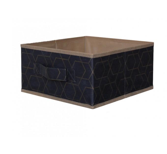 Короб для хранения вещей Тарлев 30*30*15см, Classic Blue (258441) - фото № 1