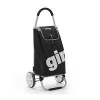 Сумка хозяйственная на колесах Gimi 50л GALAXY, черный (GM13292)