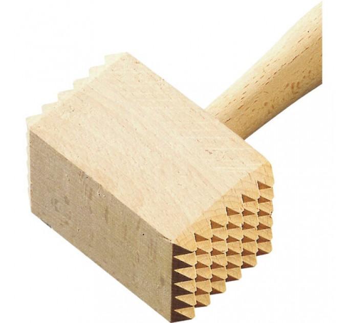 Молоток для отбивания мяса Fackelmann 32 см, древесина (31420) - фото № 2