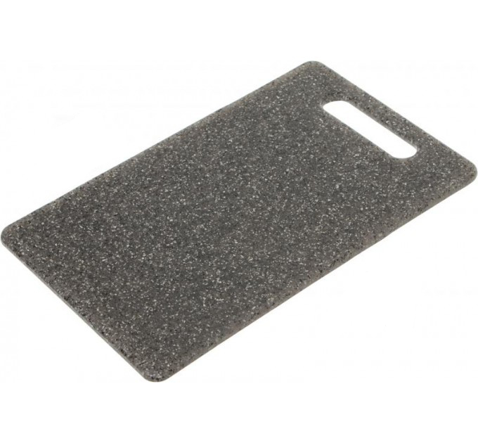 Доска разделочная Fackelmann 24.8*15.1*0.8 см, пластик (687013) - фото № 1