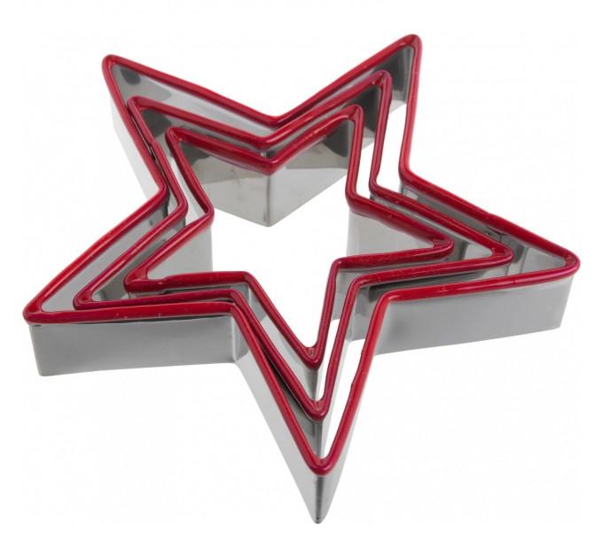 Форма для вырезания печенья Fackelmann, сталь/силикон (689570) - фото № 1