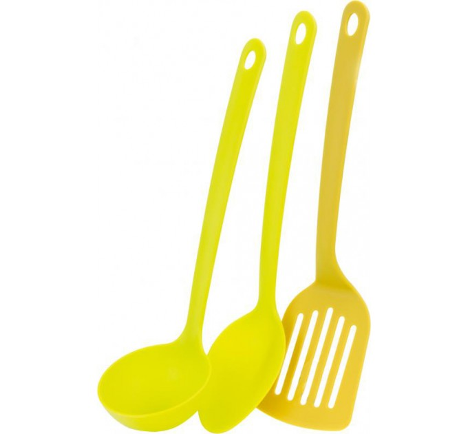 Набор кухонных принадлежностей Fackelmann лопатка, ложка, половник, нейлон (5005381) - фото № 1