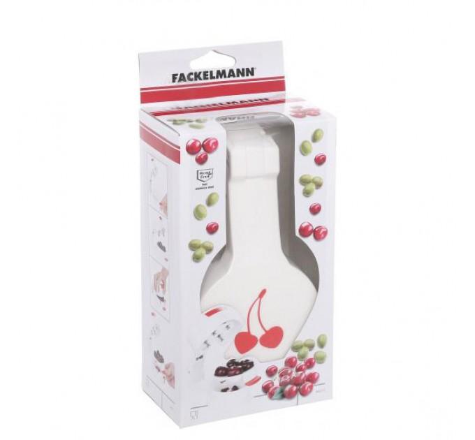 Машинка для удаления косточек с ягод Fackelmann 4 ягоды 15.8*8.7*4.3 см, пластик (48373) - фото № 3