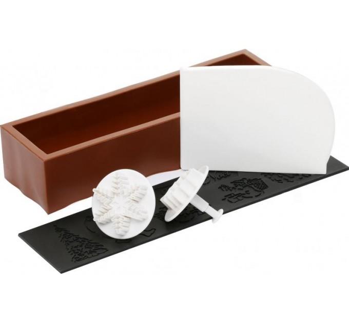 Набор для приготовления шоколадного рулета Fackelmann (687878) - фото № 1