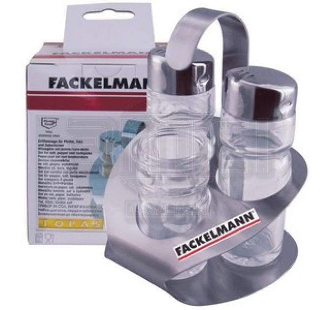 Набор для специй Fackelmann, стекло/сталь (46653) - фото № 1