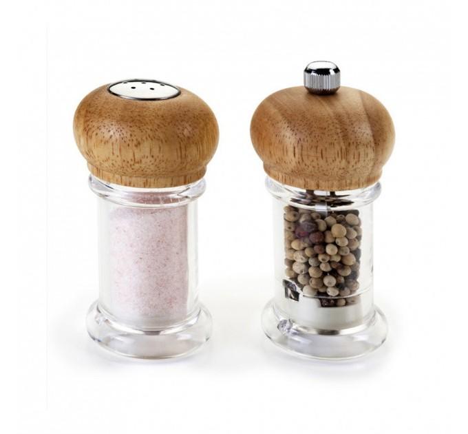 Набор для специй Metaltex солонка и мельница для перца (252816) - фото № 1