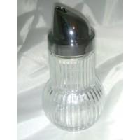 Дозатор для сахара Fackelmann RUBIN 160 мл, стекло/пластик (46908)