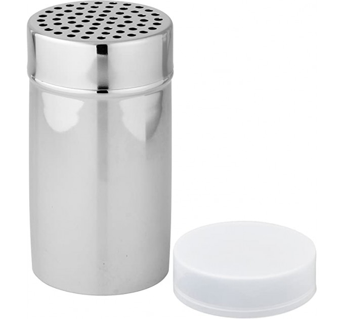 Дозатор для сахара Fackelmann D7*13.5 см, сталь (42909) - фото № 1
