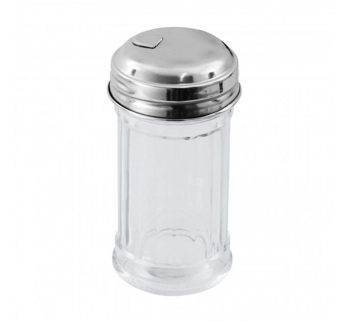 Емкость для специй Fackelmann BISTRO 9 см, стекло/сталь (46896) - фото № 1
