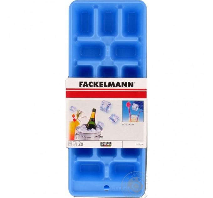 Форма для льда Fackelmann 25*10 см, 2шт, пластик (49372) - фото № 1