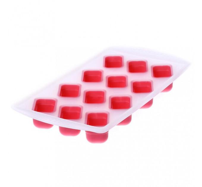"""Форма для льда Fackelmann """"прямоугольники"""" 22*11*2см, силикон/пластик (683262)"""
