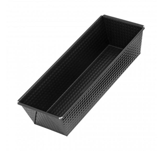 Форма для выпечки кекса/хлеба Fackelmann Black Metallic 30*7*11 см с антипригарным покрытием, сталь (6514) - фото № 1