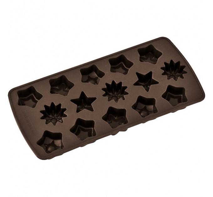 Форма для конфет Fackelmann 24*13 см, силикон (43559) - фото № 1
