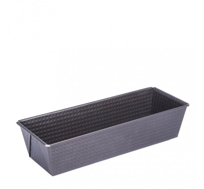 Форма для выпечки кекса/хлеба Fackelmann ZENKER 25*7*11 см с антипригарным покрытием, сталь (6513) - фото № 1