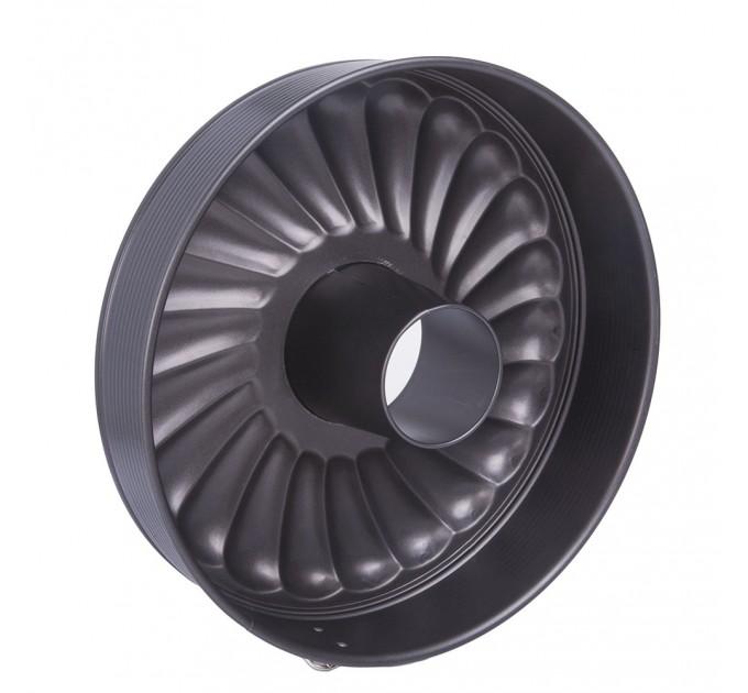 Форма для выпечки Fackelmann ZENKER разборная D28 см с антипригарным покрытием, сталь (6509) - фото № 1