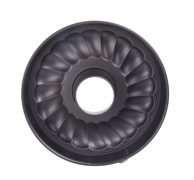 Форма для выпечки Fackelmann ZENKER разборная D26 см с антипригарным покрытием, сталь (3408) - фото № 1