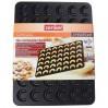 """Форма для выпечки печенья Fackelmann ZENKER """"рогалики"""" 42*32.5 см с антипригарным покрытием, сталь (7420)"""