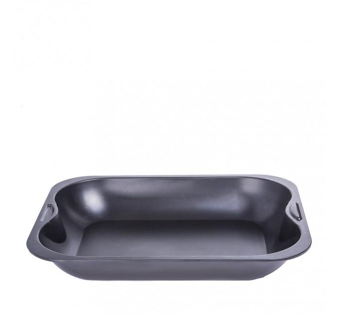 Форма для запекания Fackelmann ZENKER 33*27*5 см с антипригарным покрытием, сталь (7211) - фото № 1
