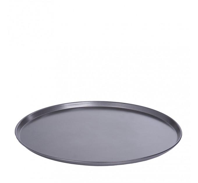Форма для выпечки пиццы Fackelmann ZENKER D30 см с антипригарным покрытием, сталь (6533) - фото № 1