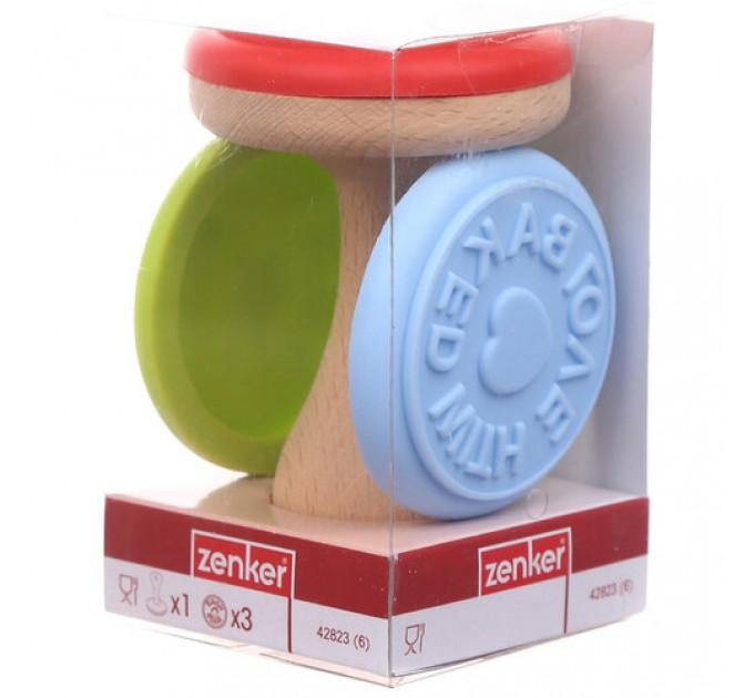Штамп для печенья Fackelmann D6.5 см (42823) - фото № 1