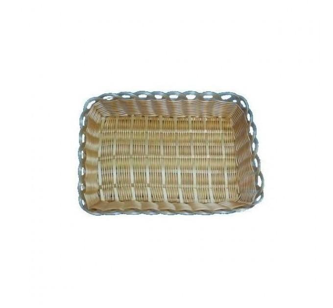 Корзина для хлеба Fackelmann 35*25*7.5 см, пластик (38297) - фото № 1