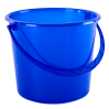 Ведро хозяйственное Алеана 14л, синий (122014)