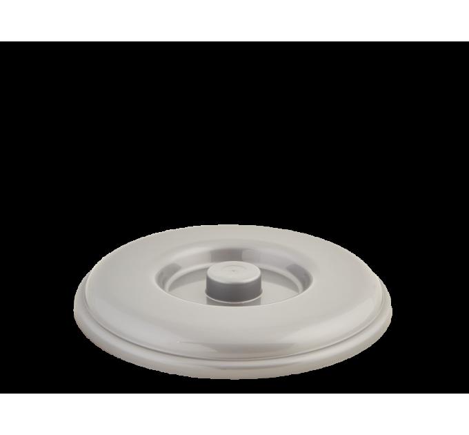 Крышка для ведра Алеана 14л, серый (122034)