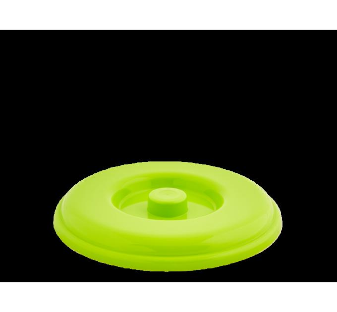 Крышка для ведра Алеана 10л, оливковый (122030) - фото № 1