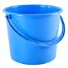 Ведро хозяйственное Алеана 5л, голубой (122005)